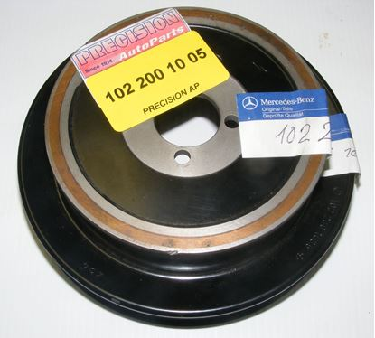 Picture of Water pump pulley, 190E, 1022001005
