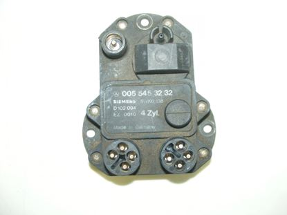 Picture of Mercedes 190E 2.3 ignition module 0075454832 used