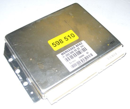 Picture of air suspension ECU, 2205450532