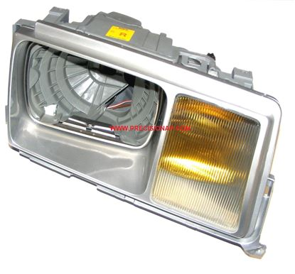 Picture of headlight,W201, 2018206261 sold