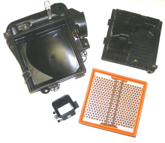 Picture of Air filter assembly,300D 2.5 turbo, 6020940804