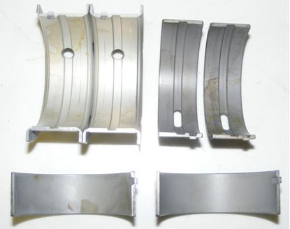 Picture of main bearing set,M121,M621, 1210300040
