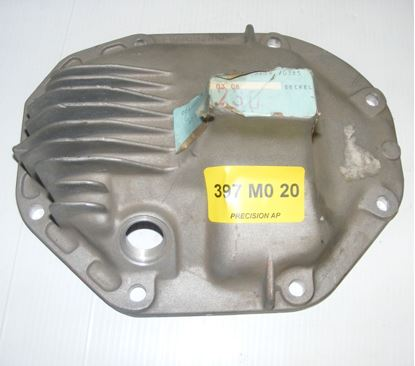 Picture of Rear axle cover, 1263510308 differential
