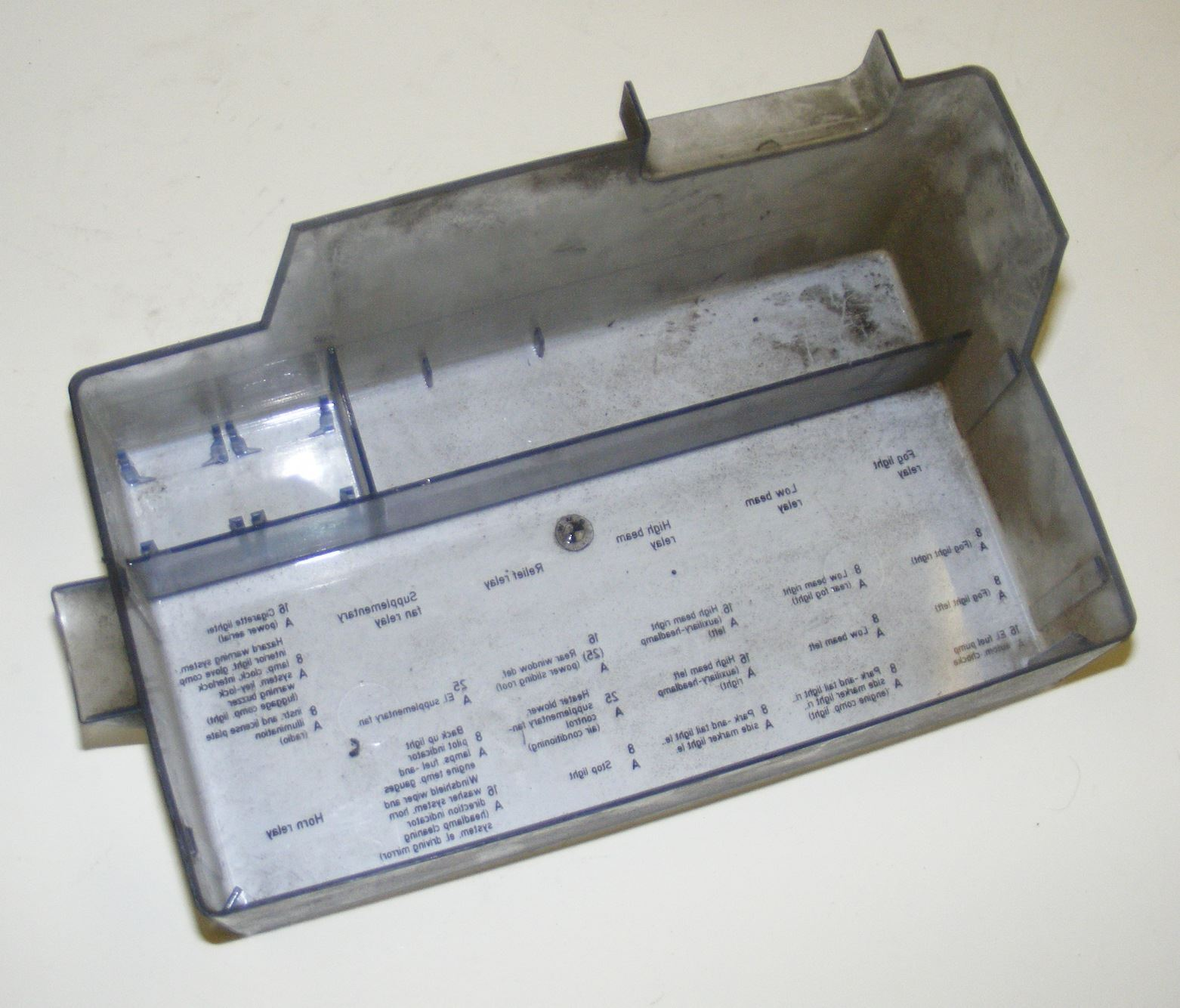 ... 61131369605 Picture of bmw fuse box, 61131369605