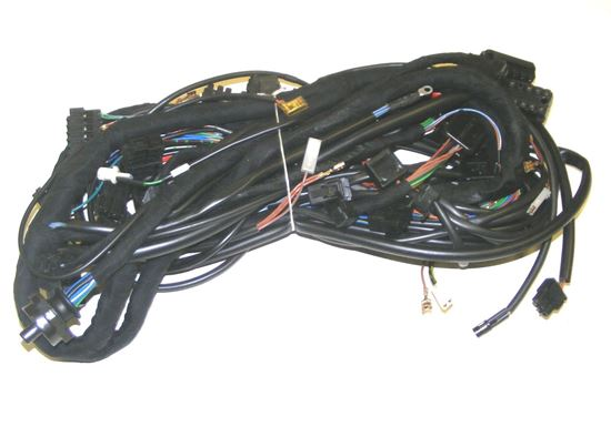 Picture of instruments wiring, w201, 2015403832