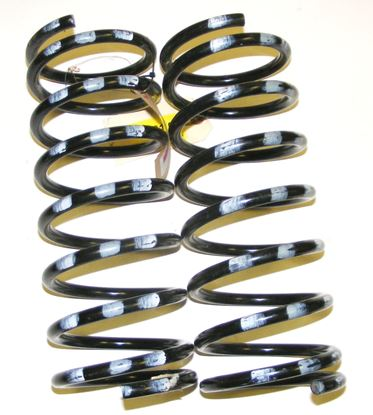 Picture of coil spring, front, 2002/2002tii, 31331101306