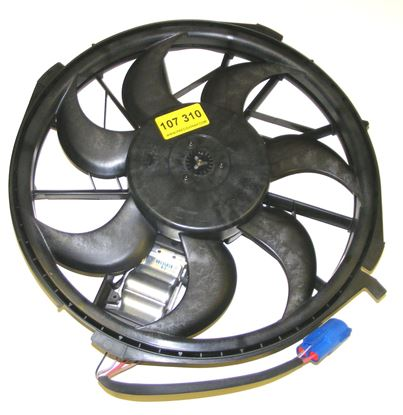 Picture of radiator fan, B200, 1698203642  sold out