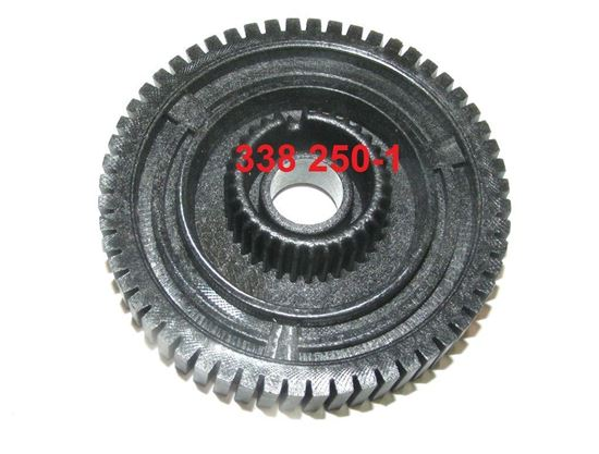 Picture of transfer case actuator gear for 27107566296