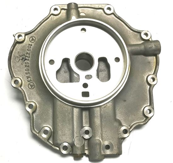 Picture of transmission cover, 1122700705