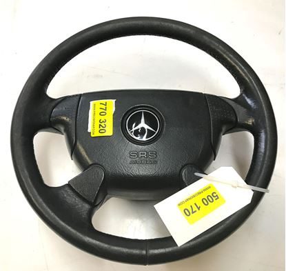 Picture of Mercedes steering wheel 1704600103