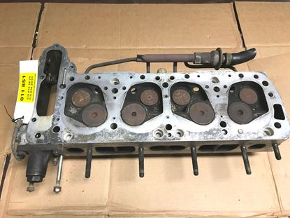 Picture of mercedes M115 cylinder head 1150103421 used