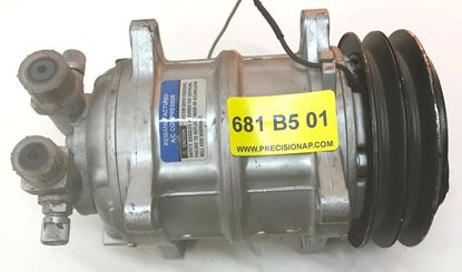 Picture of BMW ac compressor 5,6,7-ser 84-87 64521385930