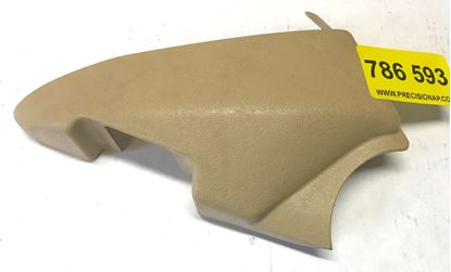 Picture of Mercedes seat recliner cover, 1269181330