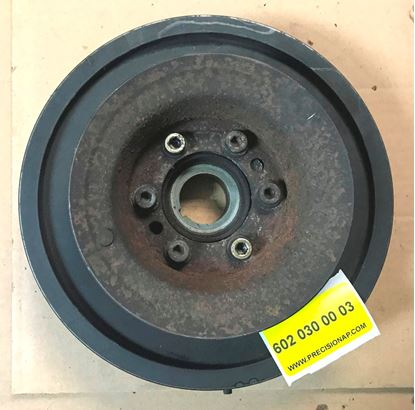 Picture of Mercedes OM601/OM602 VIBRATION DAMPER 6020300003
