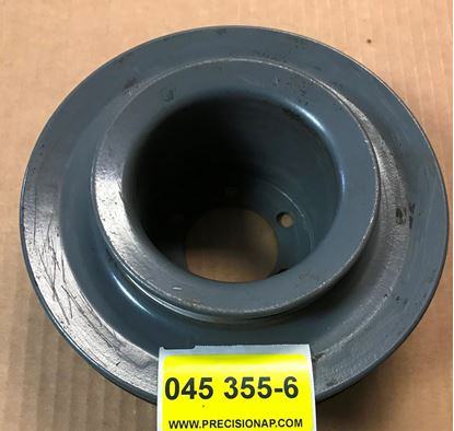 Picture of MERCEDES 300D TURBO CRANKSHAFT PULLEY 6170350612 USED